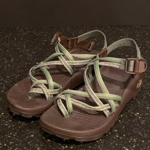 Chaco Z/Volv X 2 Sandals. Size 8